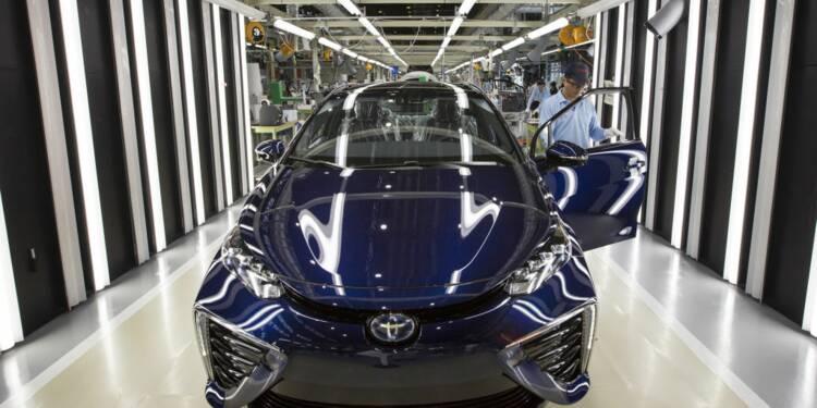 Brexit : les menaces de Toyota en cas de no-deal
