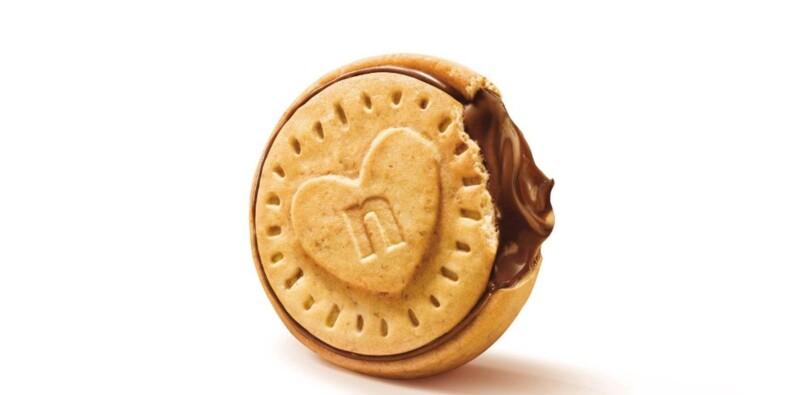 Et voici le nouveau biscuit Nutella !