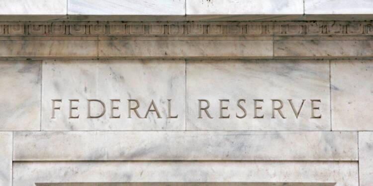 """USA: Le """"shutdown"""" a pesé sur une économie qui croît encore, selon le Livre Beige"""