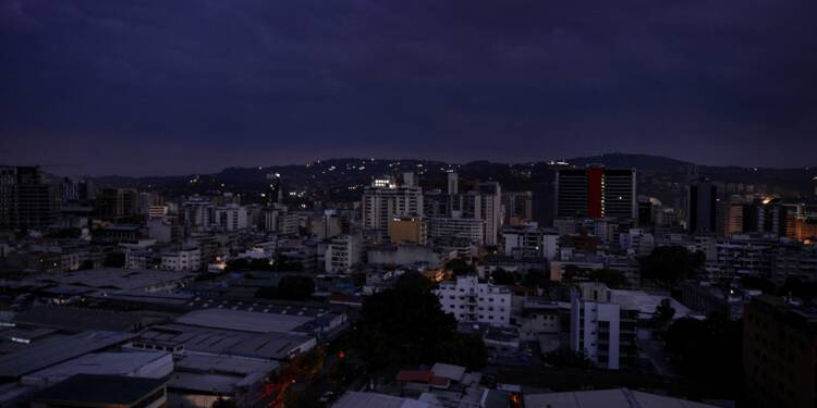 Venezuela: gigantesque panne d'élecricité dans presque tout le pays