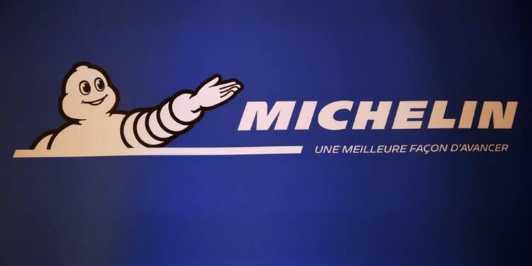 Michelin se renforce dans l'industrie pneumatique en Indonésie