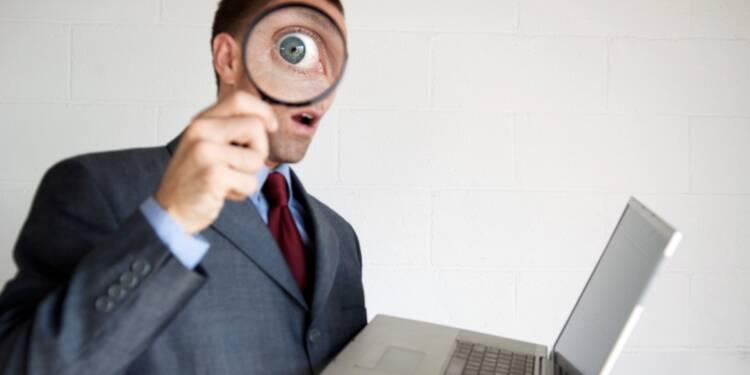 Wi-Fi, imprimante, badge : comment votre employeur vous suit à la trace