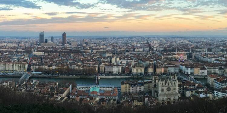 À Lyon, des appartements atteignent les 10.000 euros le mètre carré