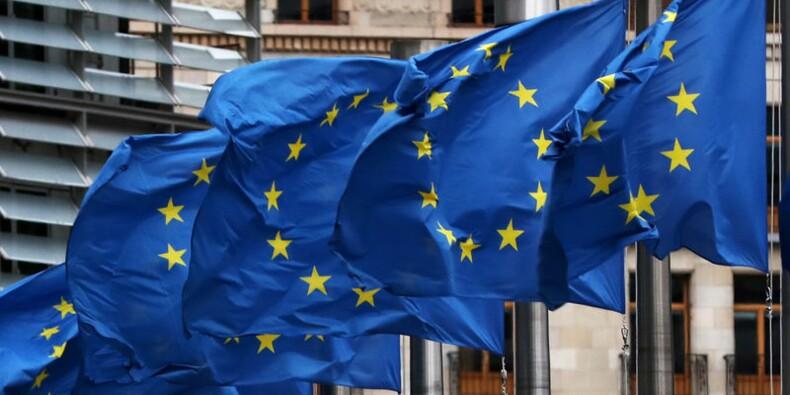 Zone euro: La croissance au 4e trimestre confirmée à +0,2%