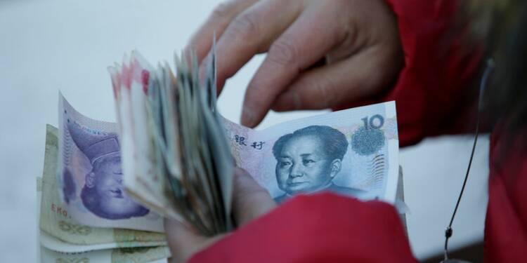 Chine: L'inflation ralentit à son rythme le plus faible en un an
