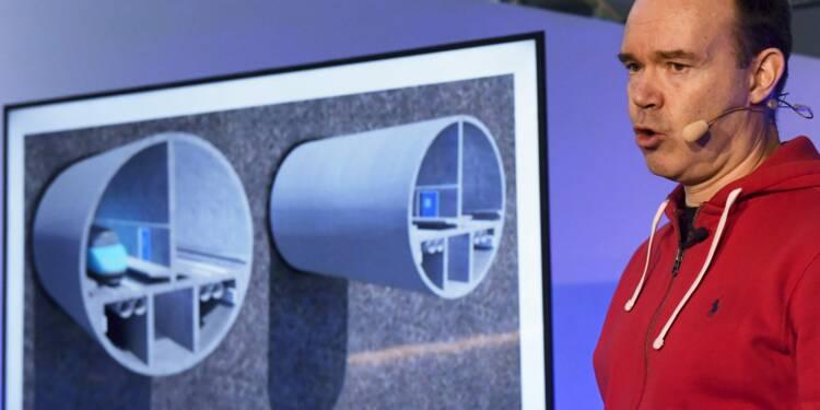 L'incroyable projet de tunnel du créateur d'Angry Birds