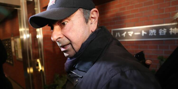 Carlos Ghosn s'est-il fait rembourser une dette personnelle par Renault-Nissan ?