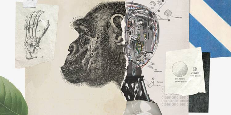 Pour le paléoanthropologue Pascal Picq, Darwin éclaire les start-up