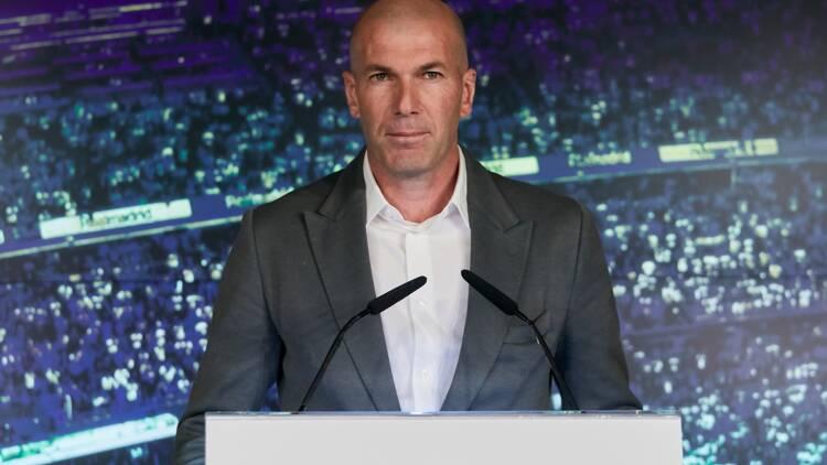 L'étonnant salaire de Zinedine Zidane