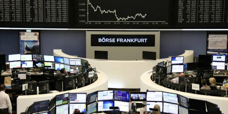 L'Europe et le sterling parient sur un rejet d'un Brexit sans accord