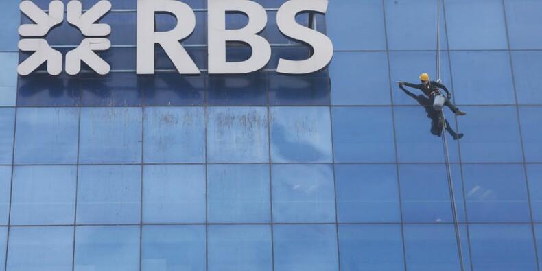Le coût colossal du sauvetage de Royal Bank of Scotland pour le contribuable britannique
