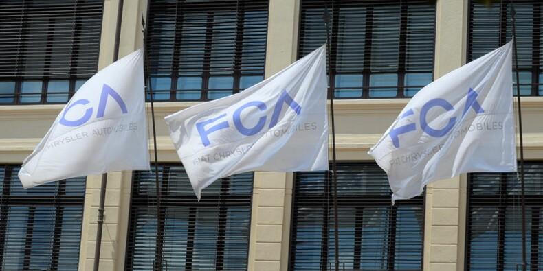 Fiat Chrysler rappelle 862.520 véhicules aux USA pour pollution