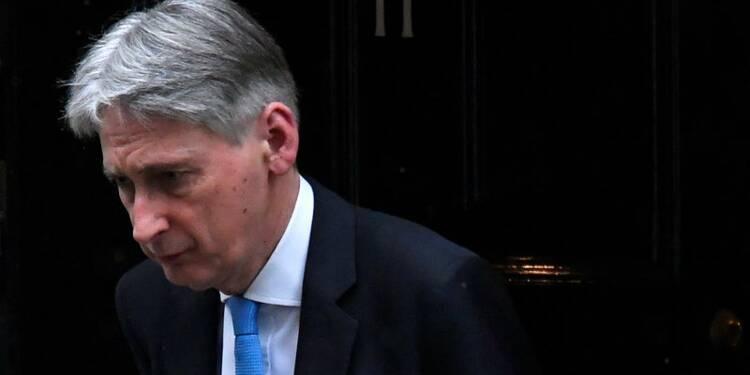 Grande-Bretagne: Le gouvernement abaisse sa prévision de croissance 2019