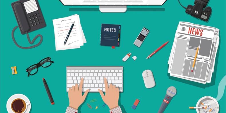Journaliste de presse écrite : salaire et formation