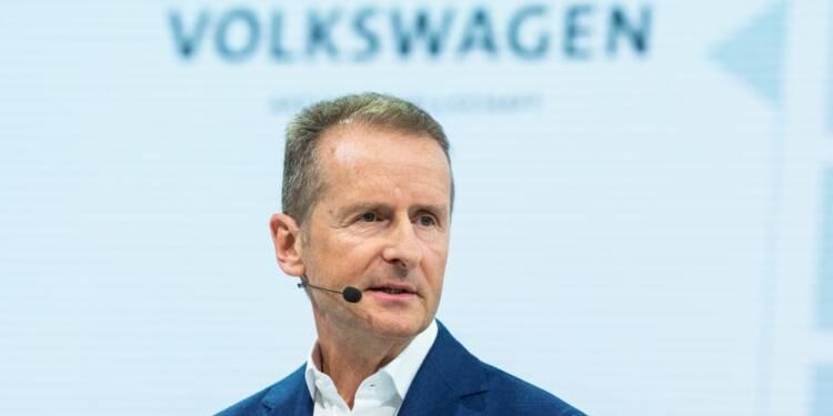 Le patron de Volkswagen reprend un slogan nazi pour évoquer ses résultats
