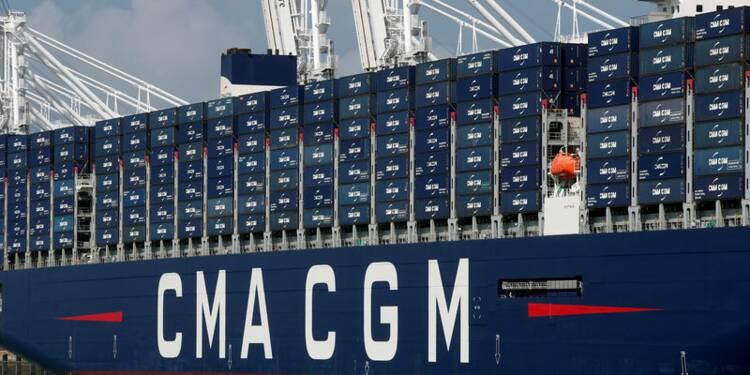 CMA CGM contrôle 89,5% du suisse Ceva après son offre