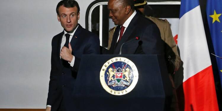 Vinci remporte un contrat gigantesque au Kenya