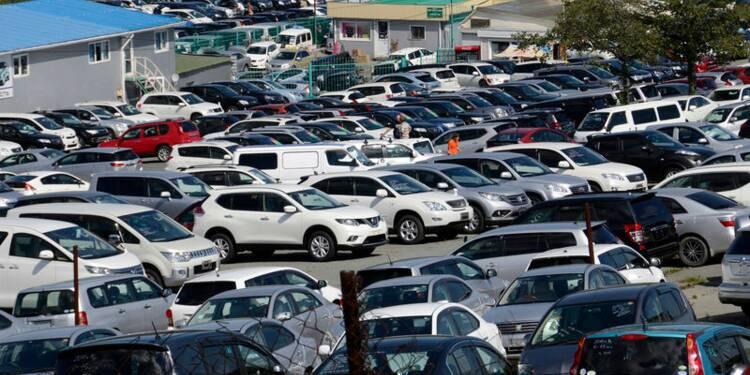 Le marché automobile européen poursuit son repli