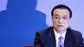 Pékin ne laissera pas son économie dérailler, dit Li
