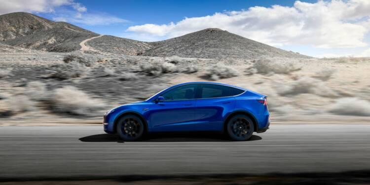 La présentation du SUV de Tesla éclipsée par des craintes sur le cash