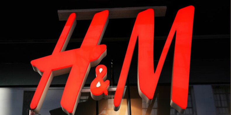 H&M voit ses ventes augmenter de 4% au 1er trimestre, comme prévu
