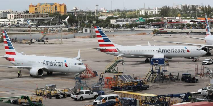Boeing 737 Max : le coût exorbitant de son arrêt pour le constructeur américain