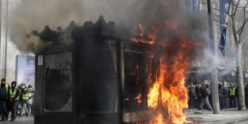 """""""Gilets jaunes"""": le vandalisme a coûté 200 millions d'euros aux assureurs"""