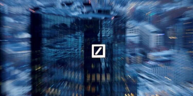 Deutsche Bank veut rester une banque forte dans les activités de marché