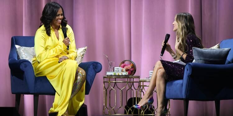 Pour écouter Michelle Obama à Paris, il faudra payer le prix fort