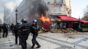 Gilets jaunes : 80 enseignes dégradées à Paris après les manifestations