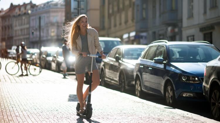 Trottinettes, vélos, scooters électriques... le juteux business des nouvelles mobilités
