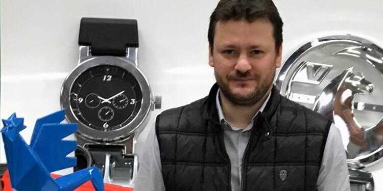 """""""Entreprendre dans l'industrie m'a longtemps rebuté avant de m'enthousiasmer."""" Nicolas Masson, Président de RBL Plastiques"""