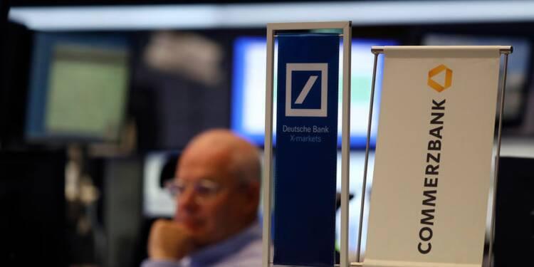 Une fusion D.Bank/Commerzbank menacerait 30.000 emplois