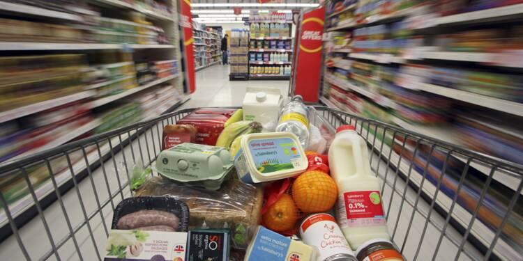 Grande distribution : les prix des produits alimentaires s'envolent