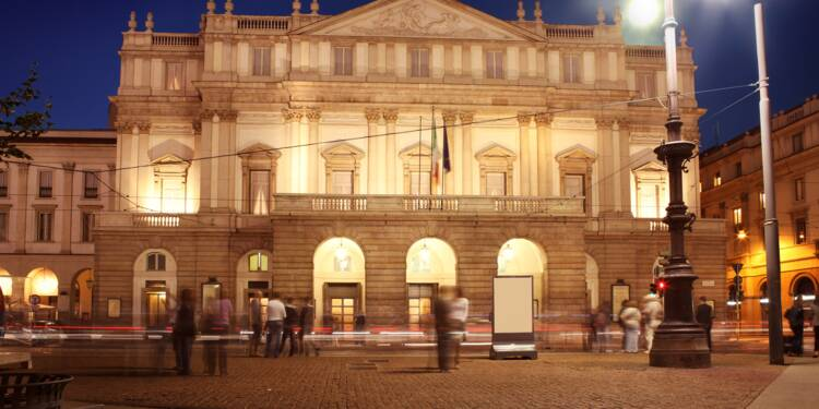 La Scala de Milan rend son argent à l'Arabie saoudite