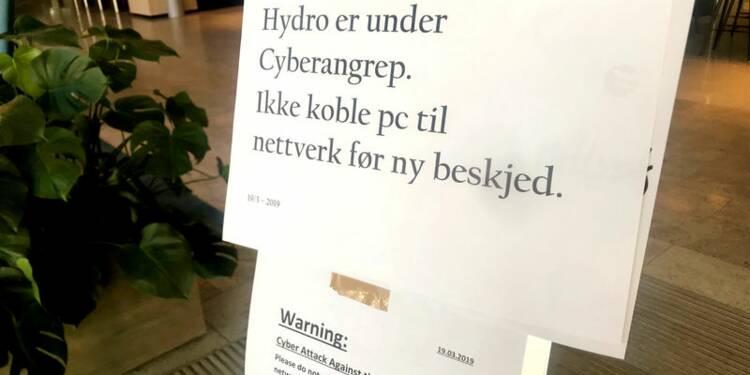 Le producteur d'aluminium Norsk Hydro victime d'une cyberattaque