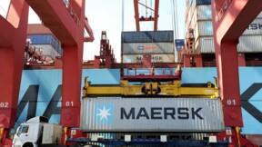 Une filiale d'A.P. Moller-Maersk vend sa participation dans Total