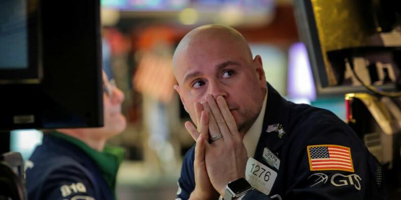 Wall Street freinée par les financières après la Fed