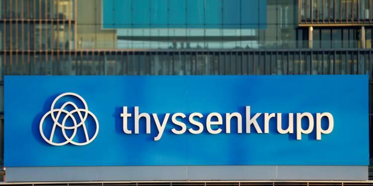 L'UE accorde plus de temps à Thyssenkrupp et Tata Steel