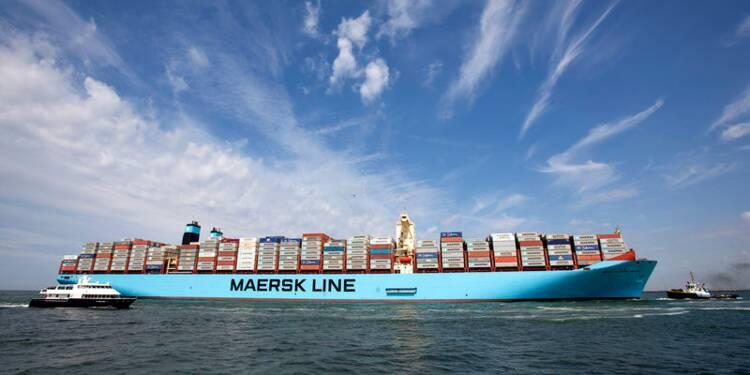 A.P. Moller-Maersk a vendu une part dans Total à 51,18 euros par action