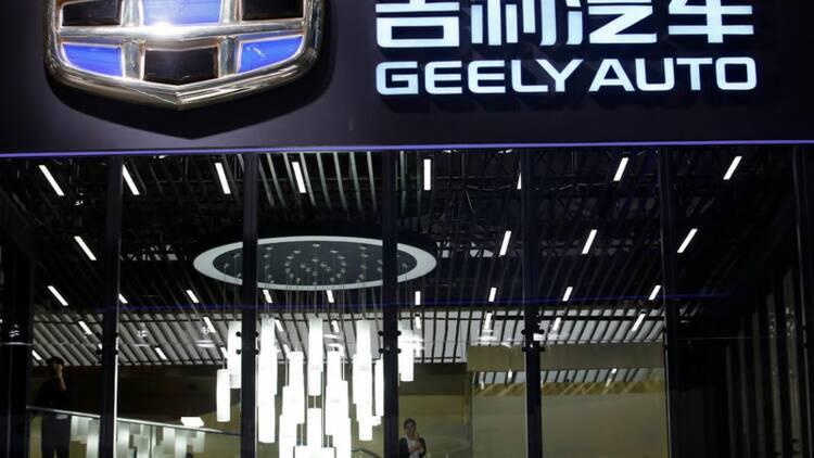 Hausse du bénéfice 2018 de Geely, qui se dit prudent pour 2019