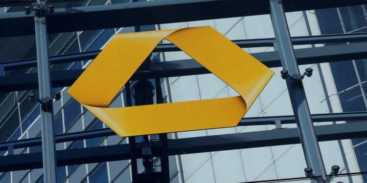 Mise en garde de l'Europe contre le risque systémique, Deutsche et Commerzbank visés