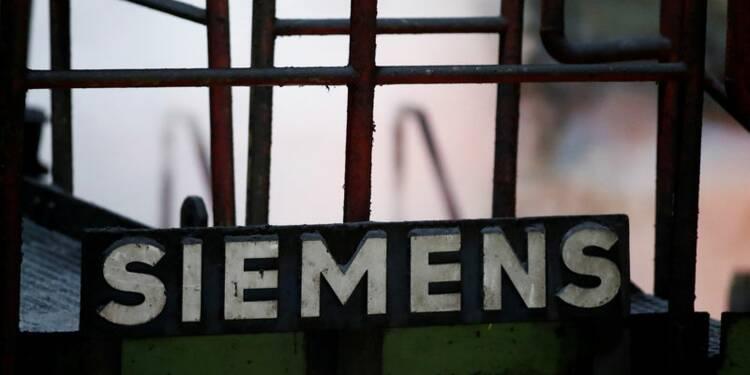 Siemens veut trouver une solution pour ses turbines d'ici mai