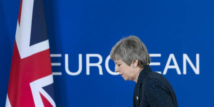 Brexit : l'Union européenne impose deux options possibles de divorce à Theresa May