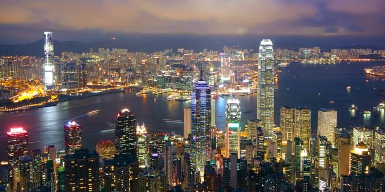 Bourse : la flambée très suspecte de 8.500% d'une entreprise chinoise