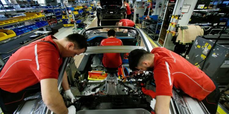 Allemagne: L'indice PMI manufacturier au plus bas depuis août 2012