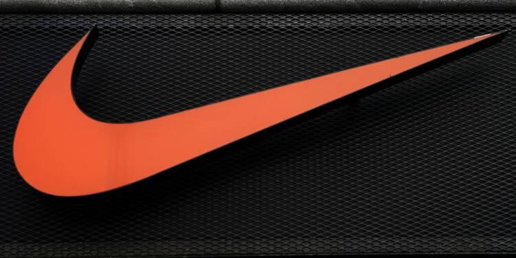 Nike déçoit avec ses ventes US, le titre baisse