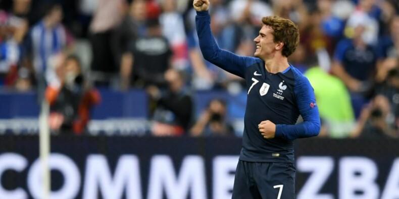 Antoine Griezmann devient le sportif français le mieux payé