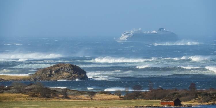 Norvège : comment un navire de croisière a échappé de justesse au naufrage