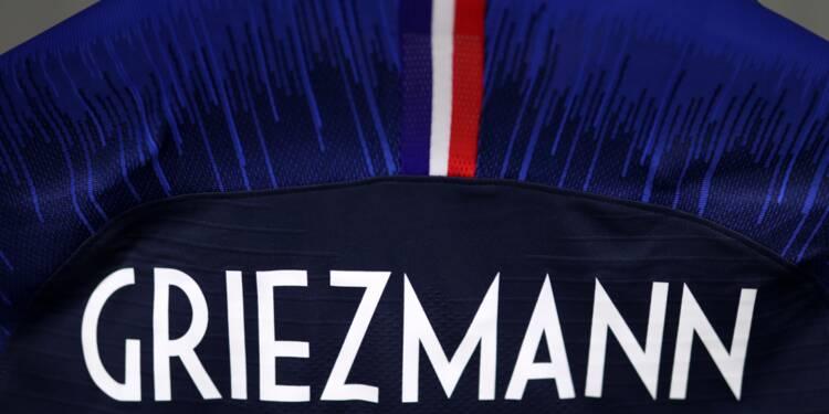 Le maillot exceptionnel des Bleus mis en vente dès lundi